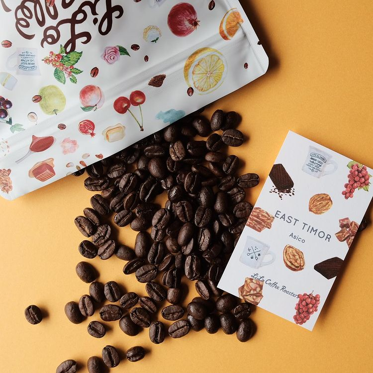 5間精選人氣海外咖啡豆烘焙推介🔥 #3 LiLo Coffee Roaster