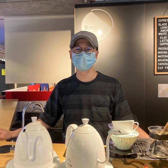 【經驗分享】開咖啡店有咩要知? 開咖啡店心得Q&A系列(四) Gary @ Rings Coffee