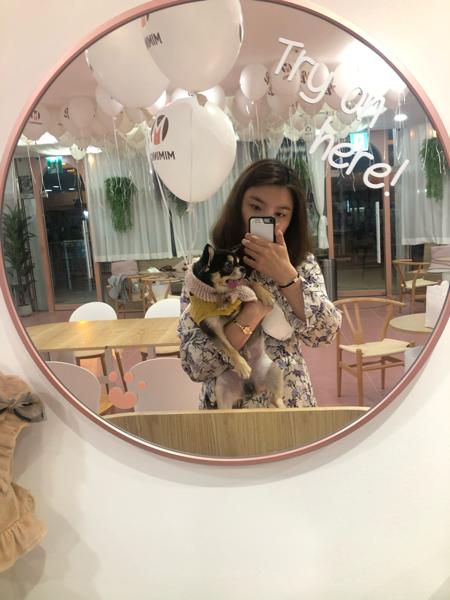 미밍코 울산점 방문했어요(: