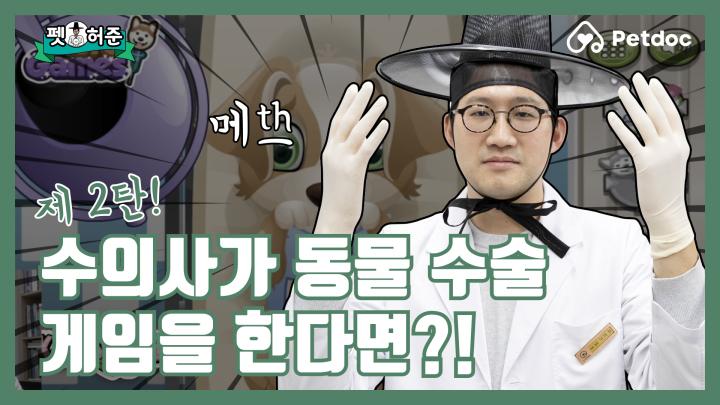 제2탄! 수의사 경력 10년 차… 이런 수술은 처음이오… I 펫허준 ep.7