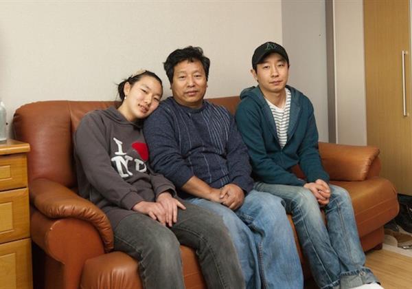 서로의 격려와 사랑으로 장애를 극복한 김성규 씨 가족