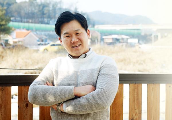 【네임카드&응원댓글이벤트】 스마일 맨 임경묵 씨