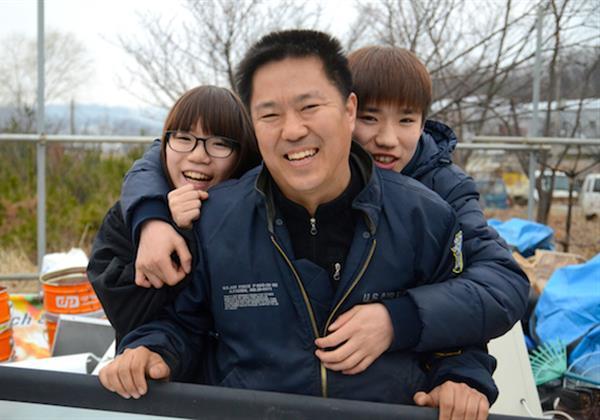 기프트카로 희망찬 내일을 보게 된 신진우 씨 가족 이야기
