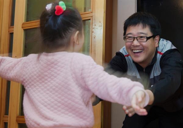 이정동 씨 가족의 가난 굴레 탈출기