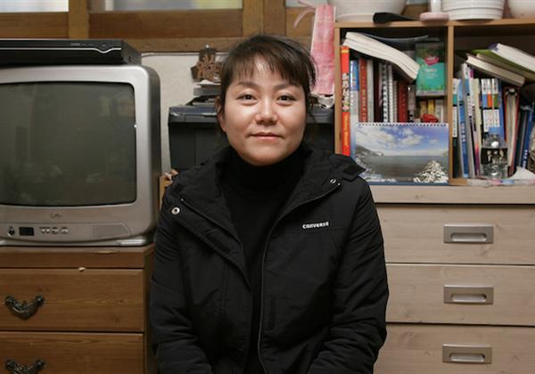 진정한 행복을 향해 첫걸음을 내딛은 이유미 씨
