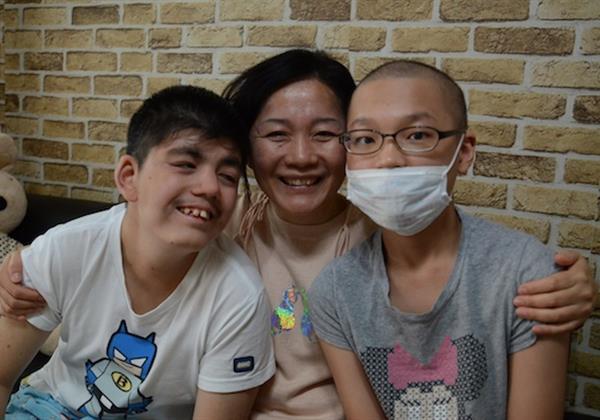 희망을 보게 된 박성래 씨 가족 이야기