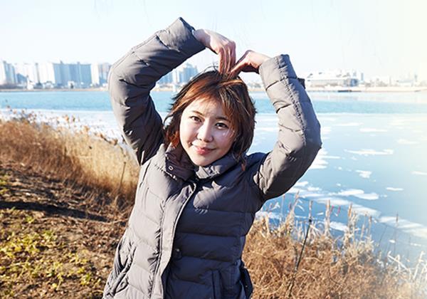 【네임카드&응원댓글이벤트】 행복을 담는 이서아 씨
