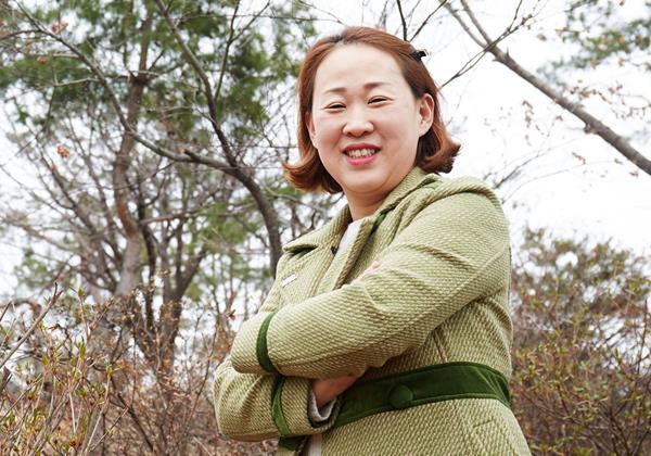 [류정근 씨] 어르신들의 행복한 노년을 책임지는 치매 예방 교육을 제공하겠습니다.