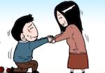 [웹툰 응원] 오뚝이 아빠