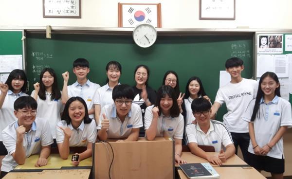 동아리 탐방 - 문정고 '성시경' & 한영고 '또래세미나'