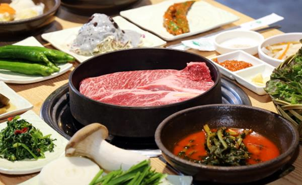 남양주 별내 맛집 최상등급 한우 정육식당, 담소