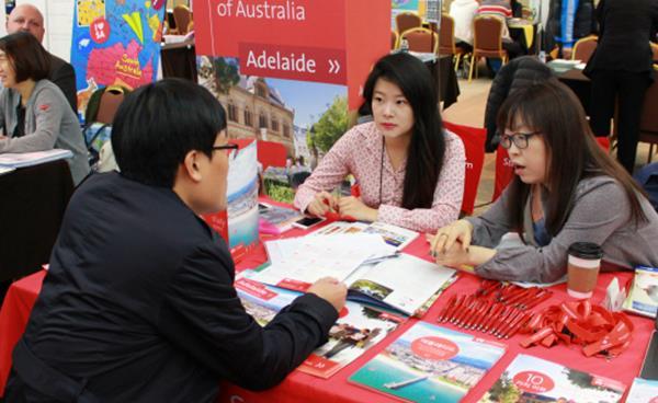 주한 호주대사관이 주최하는 '호주유학박람회 2017'