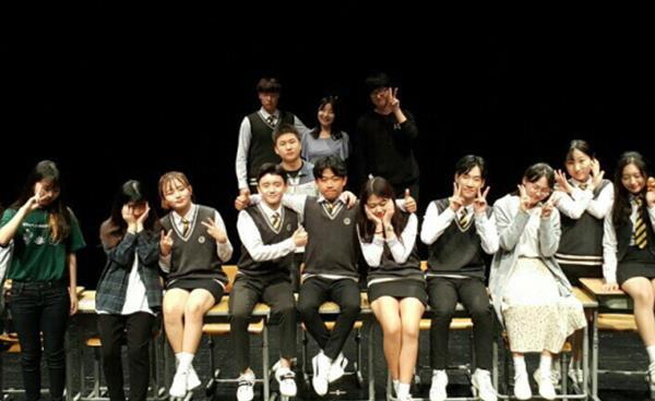 부곡고 연극동아리 '휘경', '안산청소년연극제' 대상 차지