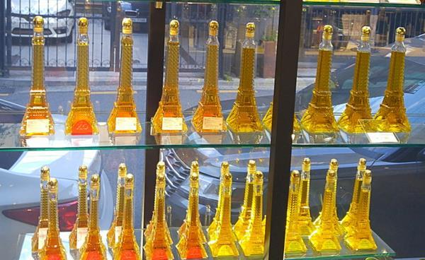 프랑스 수상 와인 전문 숍 '비네센'