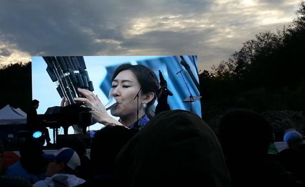 """2017 환경음악회 """"황금섬 대부도의 향연"""""""