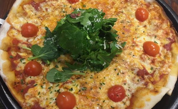 피자와 파스타가 맛있는 'THE 374'