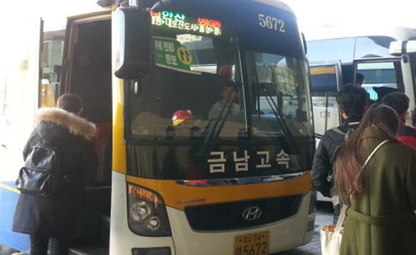 철도 없는 안산, 버스와 지하철로 누려~