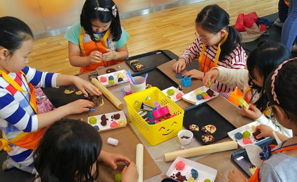 코오롱 스포렉스 어린이 체험활동