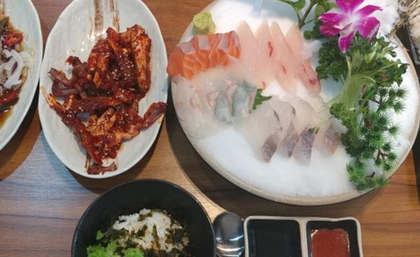 맛멋] 생선회, 해산물 전문 '구르메천억집'