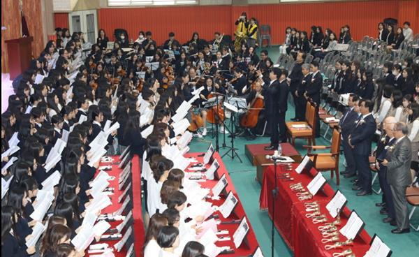 음악중점학급 탐방 _ 영신여자고등학교