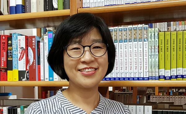 우리학교 스타샘  영파여고 한혜선 교사