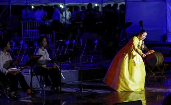 한 여름 밤 시원한 야외음악회 '제16회 양재천夏모니' 축제