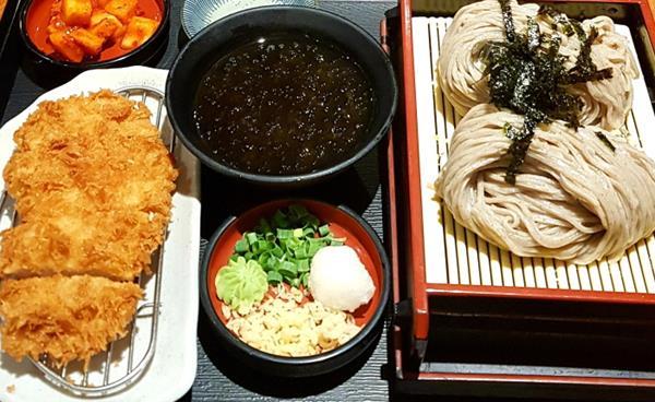 맛있고 정갈한 수제돈가스 & 메밀국수 맛집 '고찌소'