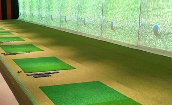 체계적인 레슨, 골프 아카데미 '마이다스' 청담점