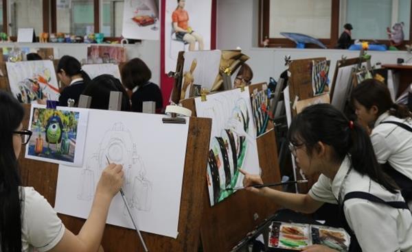 기획 예체능 대입 & 관련 고등학교 <2>미술
