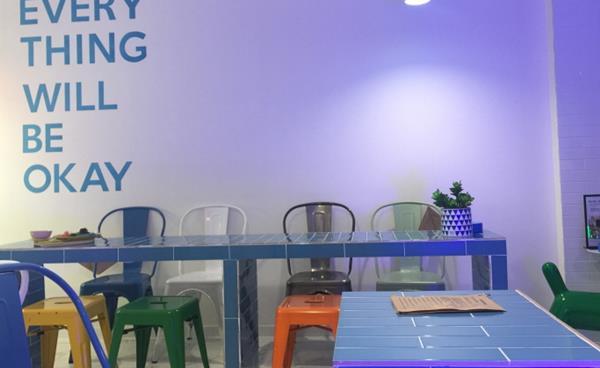 압구정 로데오거리의 착한 카페 '에브리띵'
