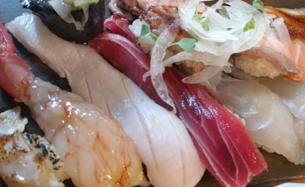 맛과 멋이 있는 공간 송리단길 생선초밥 맛집