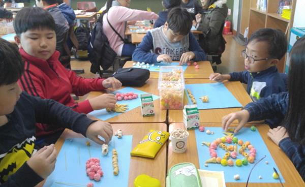 재잘재잘 학교소식 - 반월초 화랑초