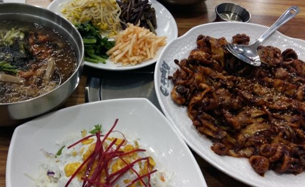 잠원동 맛집 '쭈꾸미킹'