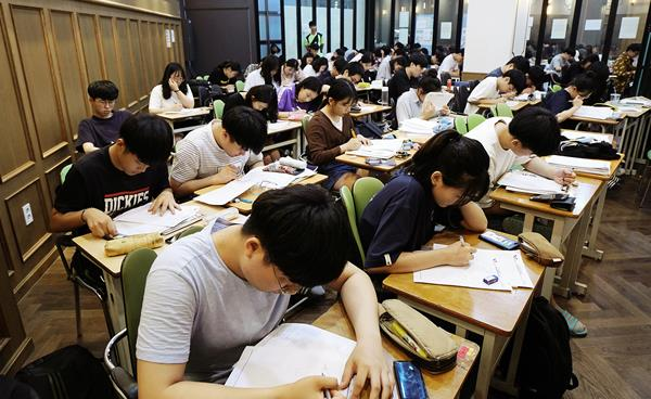 반드시 공부하게, 스스로 공부하게 만든다!