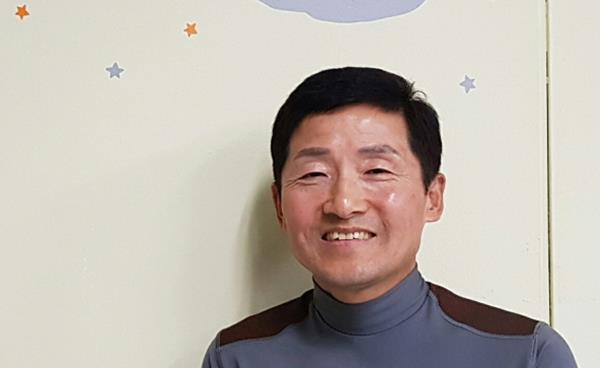 우리 선생님 - 보성중 '유을록' 체육교사
