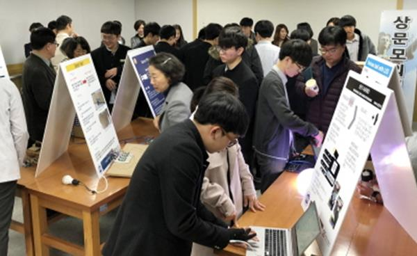 상문고, '메이커아카데미 교육'으로 학교생활의 변화를 꾀하다