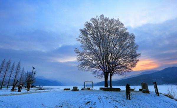 겨울 낭만 가득한 경기도 겨울 여행지 베스트3