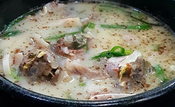 추운 겨울, 생각나는 든든한 국밥 '서울순대국'