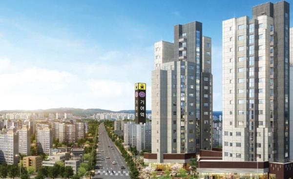 강남 유일 뉴타운의 개발호재 '인투파크 거여'