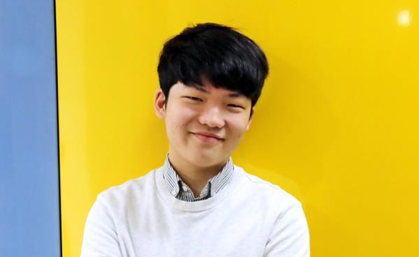경희대학교 한의예과 고광필 학생