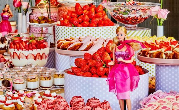 2019 특급 호텔 딸기 이벤트