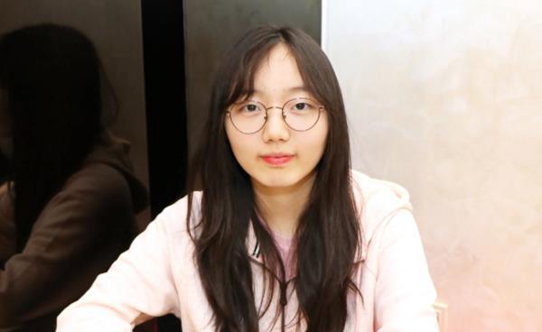 이화여자대학교 미래사회공학부 1학년 송혜은 학생(양재고 졸)