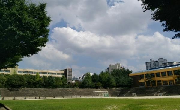2019년 강남서초 학교 탐방 - 영동고등학교