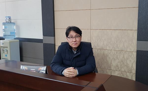 대진여자고등학교 제6대 조영동 교장 취임 인터뷰