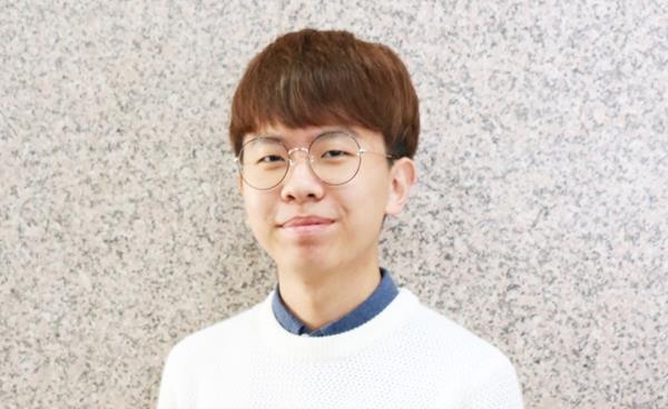 중앙대학교 기계공학부 조민승 학생(영동고 졸)