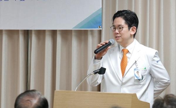 에이스병원, '안산시 상록구 노인복지관'서 강의