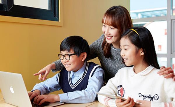 밝고 긍정적인 영어 감각 키우는 정상어학원