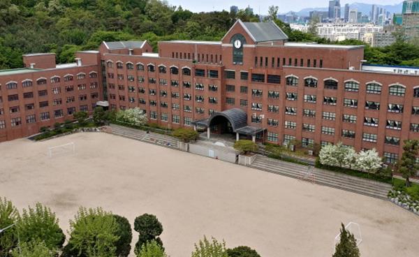 2019년 강남서초 학교 탐방 - 중산고등학교
