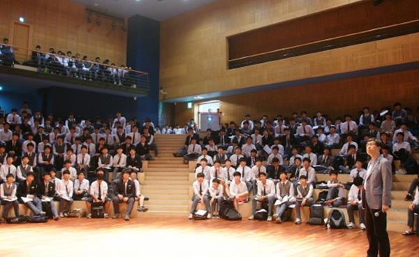 진학탐방 - 보성고등학교