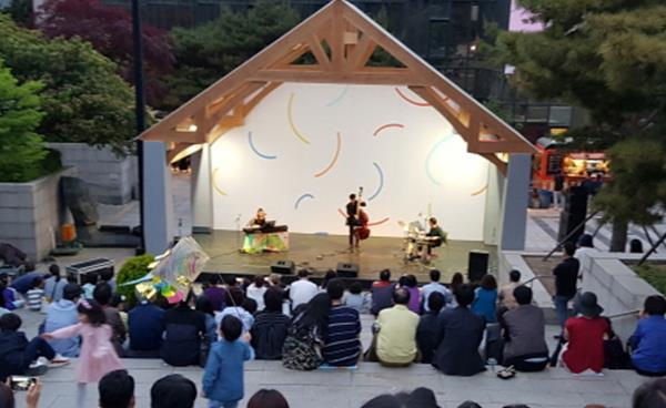 2019 예술의전당 야외 축제